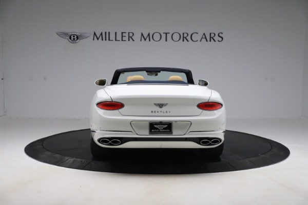 New 2020 Bentley Continental GTC V8 for sale $262,475 at Aston Martin of Greenwich in Greenwich CT 06830 6