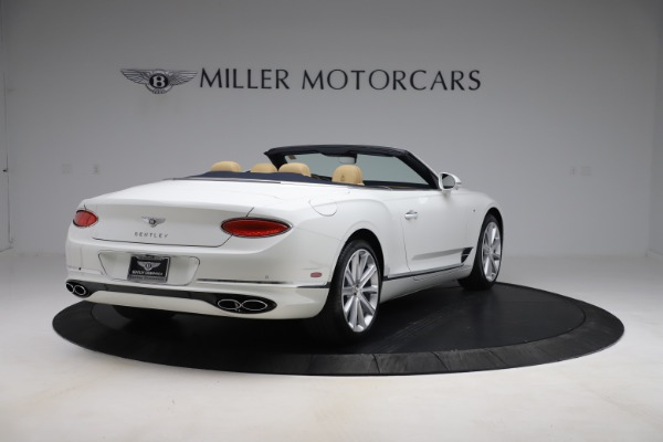 New 2020 Bentley Continental GTC V8 for sale $262,475 at Aston Martin of Greenwich in Greenwich CT 06830 7