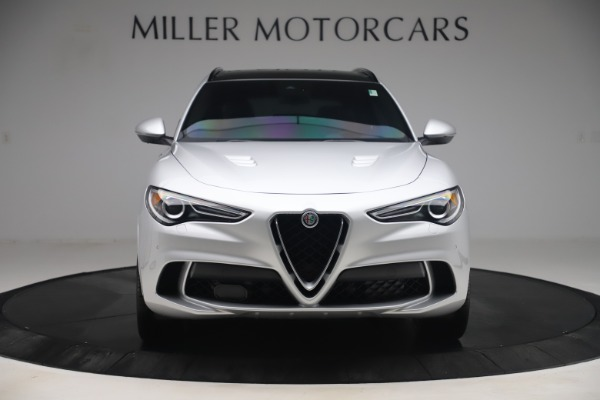 Used 2019 Alfa Romeo Stelvio Quadrifoglio for sale Sold at Aston Martin of Greenwich in Greenwich CT 06830 12