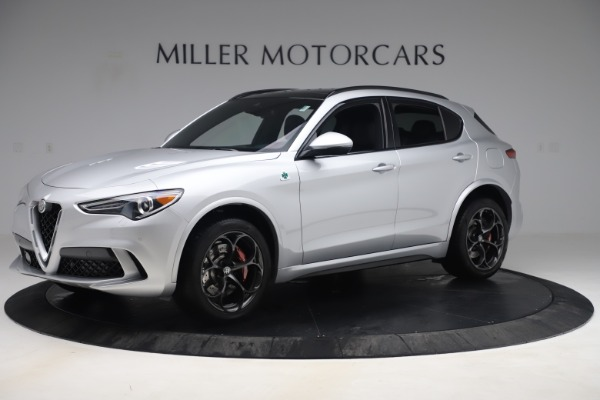 Used 2019 Alfa Romeo Stelvio Quadrifoglio for sale Sold at Aston Martin of Greenwich in Greenwich CT 06830 2