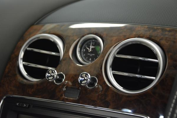 Used 2016 Bentley Flying Spur V8 for sale Sold at Aston Martin of Greenwich in Greenwich CT 06830 18