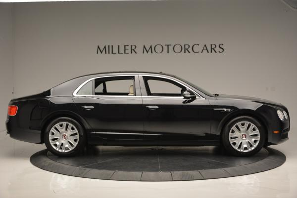 Used 2016 Bentley Flying Spur V8 for sale Sold at Aston Martin of Greenwich in Greenwich CT 06830 9