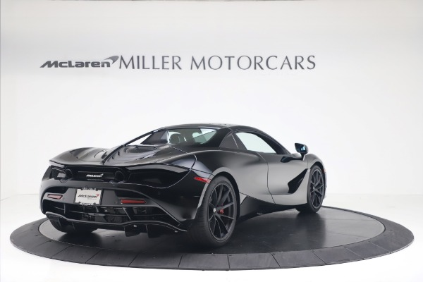 Used 2020 McLaren 720S Spider for sale $334,900 at Aston Martin of Greenwich in Greenwich CT 06830 16