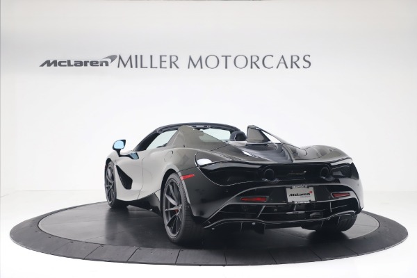 Used 2020 McLaren 720S Spider for sale $334,900 at Aston Martin of Greenwich in Greenwich CT 06830 4