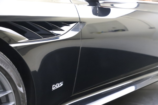 New 2019 Aston Martin DBS Superleggera Coupe for sale Sold at Aston Martin of Greenwich in Greenwich CT 06830 23