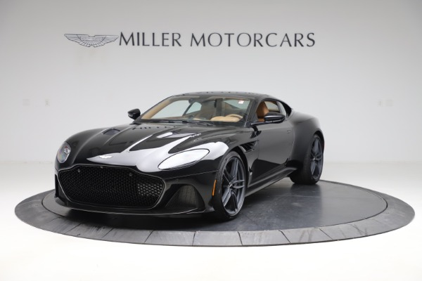 New 2019 Aston Martin DBS Superleggera Coupe for sale Sold at Aston Martin of Greenwich in Greenwich CT 06830 3