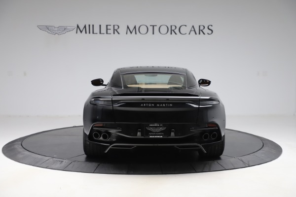 New 2019 Aston Martin DBS Superleggera Coupe for sale Sold at Aston Martin of Greenwich in Greenwich CT 06830 7