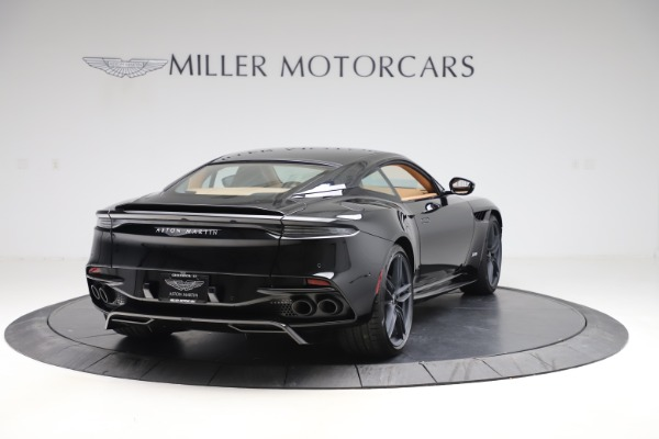 New 2019 Aston Martin DBS Superleggera Coupe for sale Sold at Aston Martin of Greenwich in Greenwich CT 06830 8