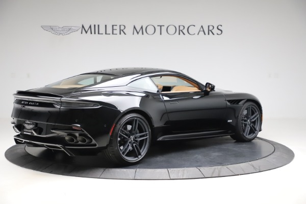 New 2019 Aston Martin DBS Superleggera Coupe for sale Sold at Aston Martin of Greenwich in Greenwich CT 06830 9