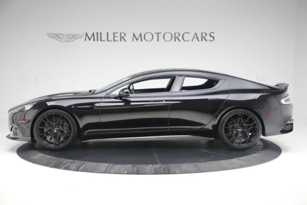 New 2019 Aston Martin Rapide AMR Sedan for sale $257,006 at Aston Martin of Greenwich in Greenwich CT 06830 2