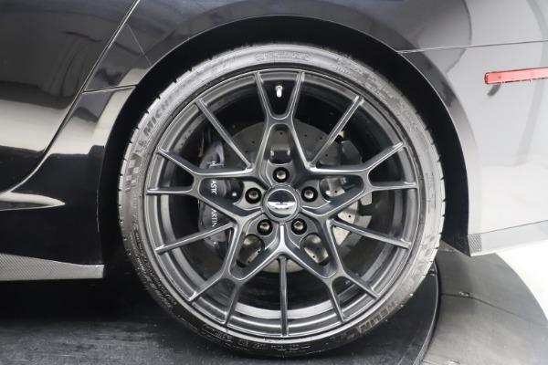 New 2019 Aston Martin Rapide AMR Sedan for sale $257,006 at Aston Martin of Greenwich in Greenwich CT 06830 21