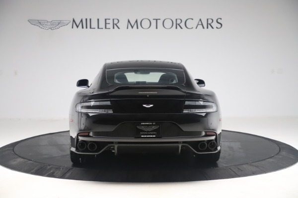 New 2019 Aston Martin Rapide AMR Sedan for sale $257,006 at Aston Martin of Greenwich in Greenwich CT 06830 5