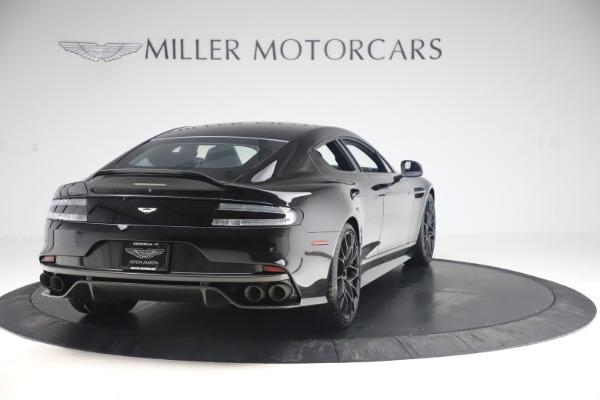New 2019 Aston Martin Rapide AMR Sedan for sale $257,006 at Aston Martin of Greenwich in Greenwich CT 06830 6