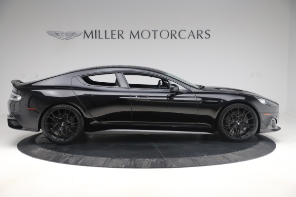 New 2019 Aston Martin Rapide AMR Sedan for sale $257,006 at Aston Martin of Greenwich in Greenwich CT 06830 8