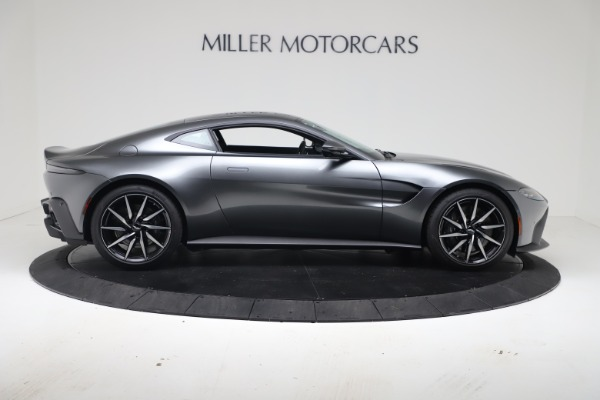 New 2020 Aston Martin Vantage Coupe for sale $166,366 at Aston Martin of Greenwich in Greenwich CT 06830 10