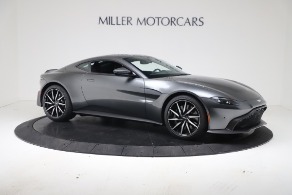 New 2020 Aston Martin Vantage Coupe for sale $166,366 at Aston Martin of Greenwich in Greenwich CT 06830 11
