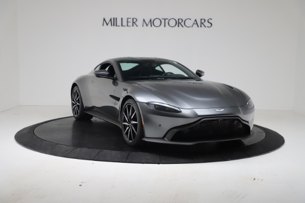 New 2020 Aston Martin Vantage Coupe for sale $166,366 at Aston Martin of Greenwich in Greenwich CT 06830 12