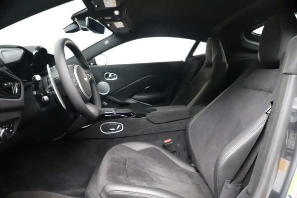 New 2020 Aston Martin Vantage Coupe for sale $166,366 at Aston Martin of Greenwich in Greenwich CT 06830 14
