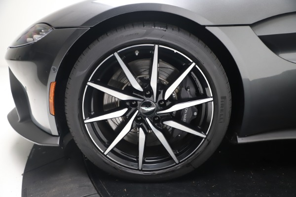 New 2020 Aston Martin Vantage Coupe for sale $166,366 at Aston Martin of Greenwich in Greenwich CT 06830 21