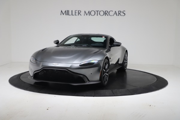New 2020 Aston Martin Vantage Coupe for sale $166,366 at Aston Martin of Greenwich in Greenwich CT 06830 3