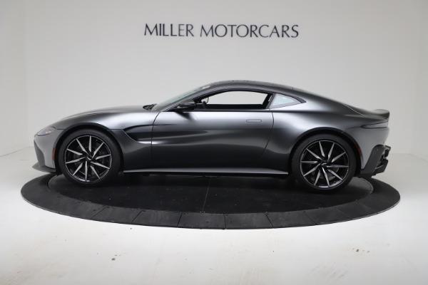 New 2020 Aston Martin Vantage Coupe for sale $166,366 at Aston Martin of Greenwich in Greenwich CT 06830 4
