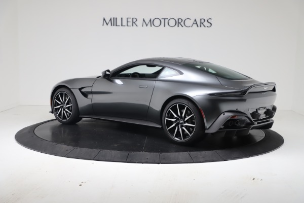 New 2020 Aston Martin Vantage Coupe for sale $166,366 at Aston Martin of Greenwich in Greenwich CT 06830 5