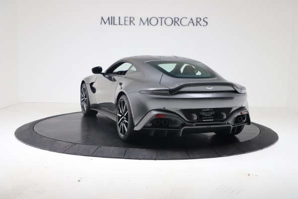New 2020 Aston Martin Vantage Coupe for sale $166,366 at Aston Martin of Greenwich in Greenwich CT 06830 6
