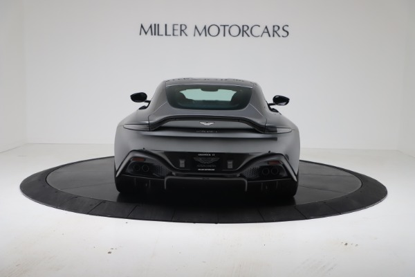 New 2020 Aston Martin Vantage Coupe for sale $166,366 at Aston Martin of Greenwich in Greenwich CT 06830 7