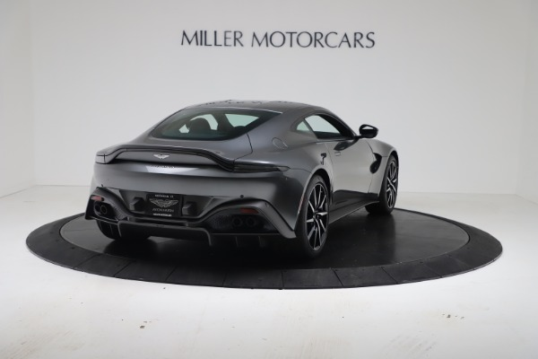 New 2020 Aston Martin Vantage Coupe for sale $166,366 at Aston Martin of Greenwich in Greenwich CT 06830 8