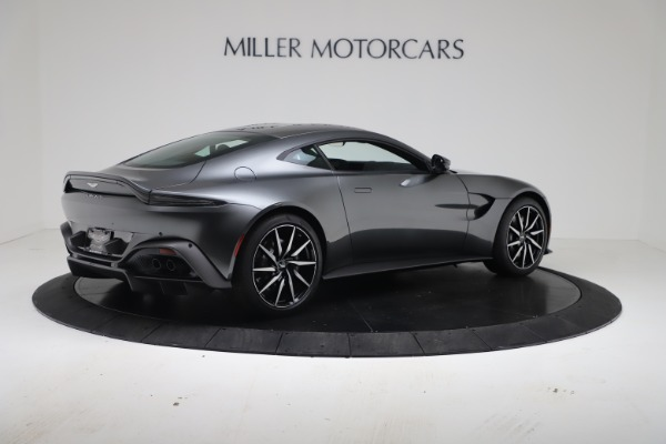 New 2020 Aston Martin Vantage Coupe for sale $166,366 at Aston Martin of Greenwich in Greenwich CT 06830 9