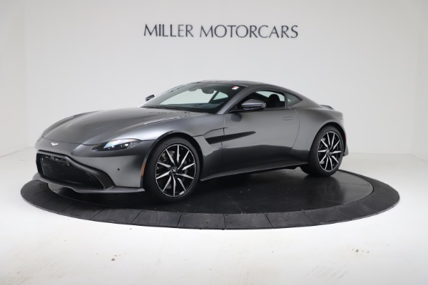 New 2020 Aston Martin Vantage Coupe for sale $166,366 at Aston Martin of Greenwich in Greenwich CT 06830 1