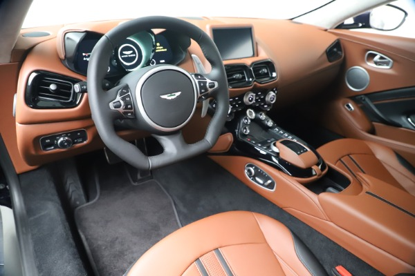 New 2020 Aston Martin Vantage Coupe for sale Sold at Aston Martin of Greenwich in Greenwich CT 06830 13