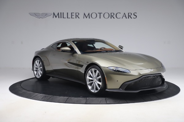 New 2020 Aston Martin Vantage Coupe for sale $180,450 at Aston Martin of Greenwich in Greenwich CT 06830 10
