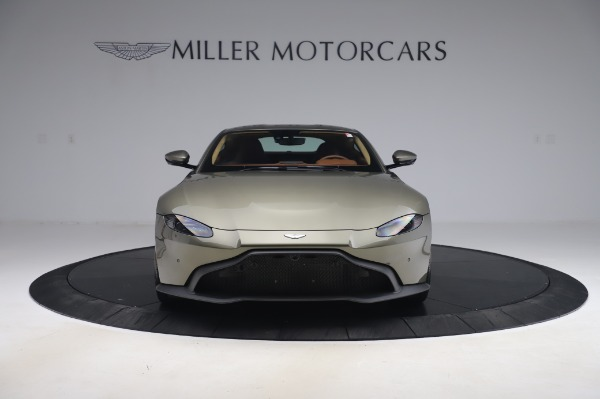 New 2020 Aston Martin Vantage Coupe for sale $180,450 at Aston Martin of Greenwich in Greenwich CT 06830 11