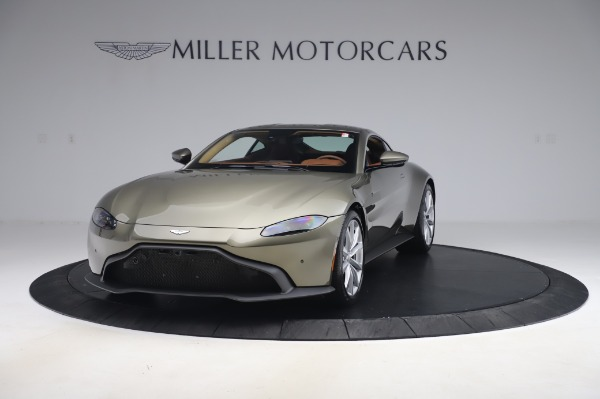 New 2020 Aston Martin Vantage Coupe for sale $180,450 at Aston Martin of Greenwich in Greenwich CT 06830 12