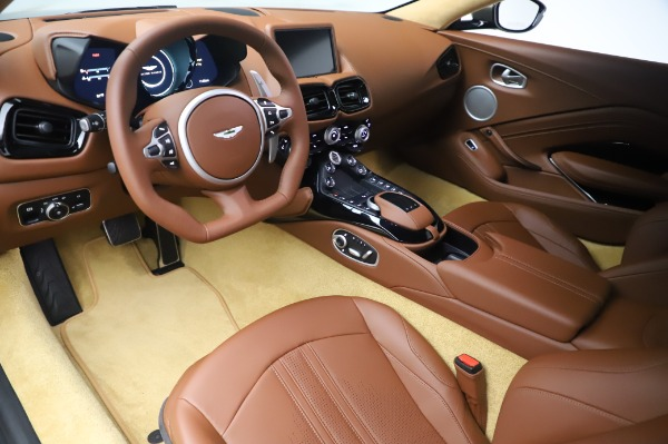 New 2020 Aston Martin Vantage Coupe for sale $180,450 at Aston Martin of Greenwich in Greenwich CT 06830 13
