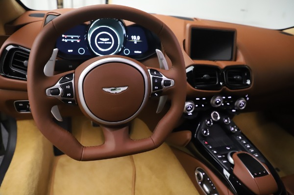 New 2020 Aston Martin Vantage Coupe for sale $180,450 at Aston Martin of Greenwich in Greenwich CT 06830 17