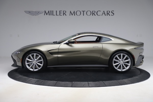 New 2020 Aston Martin Vantage Coupe for sale $180,450 at Aston Martin of Greenwich in Greenwich CT 06830 2