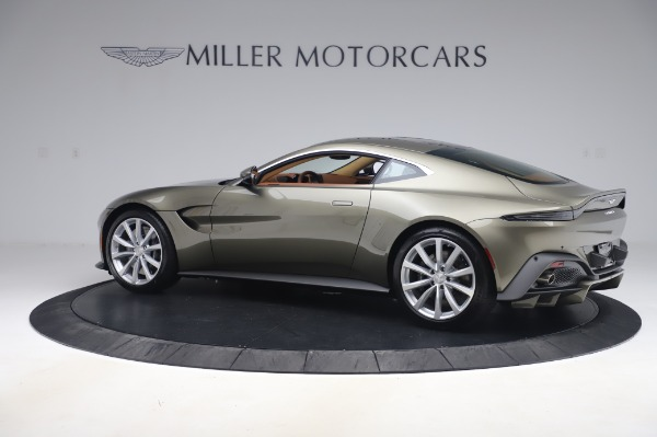New 2020 Aston Martin Vantage Coupe for sale $180,450 at Aston Martin of Greenwich in Greenwich CT 06830 3