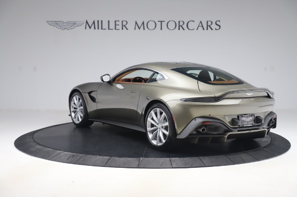 New 2020 Aston Martin Vantage Coupe for sale $180,450 at Aston Martin of Greenwich in Greenwich CT 06830 4