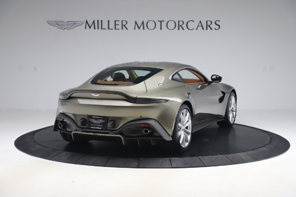 New 2020 Aston Martin Vantage Coupe for sale $180,450 at Aston Martin of Greenwich in Greenwich CT 06830 6
