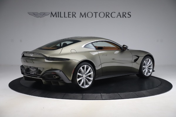 New 2020 Aston Martin Vantage Coupe for sale $180,450 at Aston Martin of Greenwich in Greenwich CT 06830 7