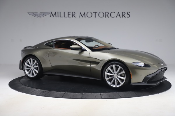 New 2020 Aston Martin Vantage Coupe for sale $180,450 at Aston Martin of Greenwich in Greenwich CT 06830 9