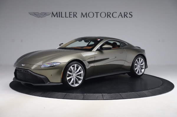 New 2020 Aston Martin Vantage Coupe for sale $180,450 at Aston Martin of Greenwich in Greenwich CT 06830 1