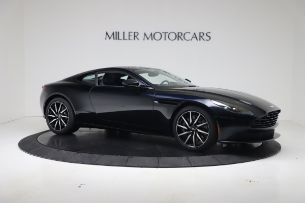 New 2020 Aston Martin DB11 V8 Coupe for sale $237,996 at Aston Martin of Greenwich in Greenwich CT 06830 10