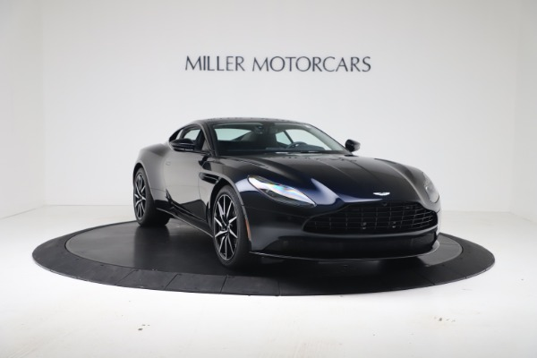 New 2020 Aston Martin DB11 V8 Coupe for sale $237,996 at Aston Martin of Greenwich in Greenwich CT 06830 11