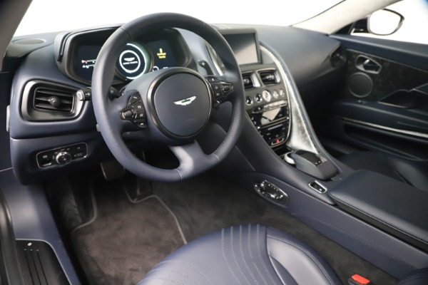 New 2020 Aston Martin DB11 V8 Coupe for sale $237,996 at Aston Martin of Greenwich in Greenwich CT 06830 14