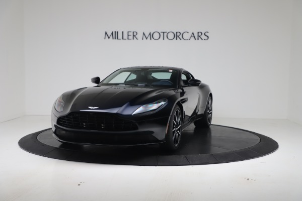 New 2020 Aston Martin DB11 V8 Coupe for sale $237,996 at Aston Martin of Greenwich in Greenwich CT 06830 2