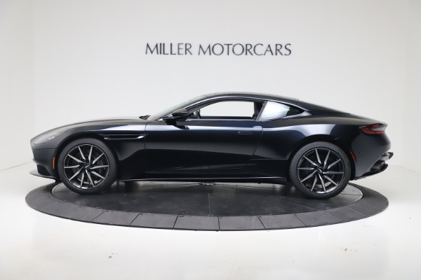 New 2020 Aston Martin DB11 V8 Coupe for sale $237,996 at Aston Martin of Greenwich in Greenwich CT 06830 3