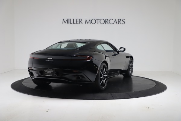 New 2020 Aston Martin DB11 V8 Coupe for sale $237,996 at Aston Martin of Greenwich in Greenwich CT 06830 7